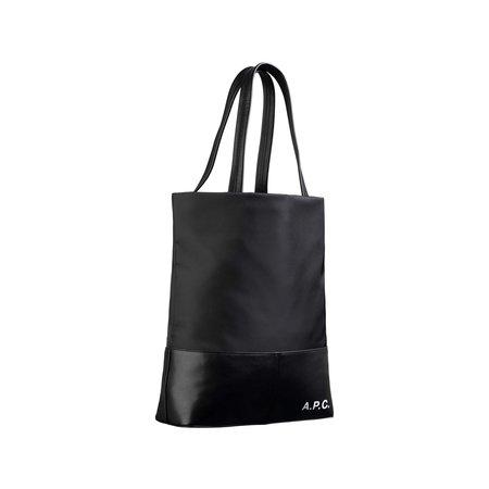 APC Camden Mini Basket Bag - Black