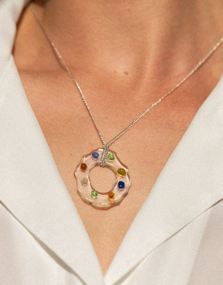 Cled   High Tide Necklace -  Spectrum