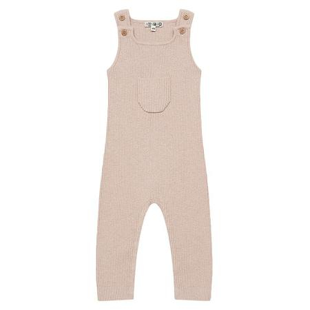 Kids Bonton Baby Minota Jumpsuit - Marshmallow Pink
