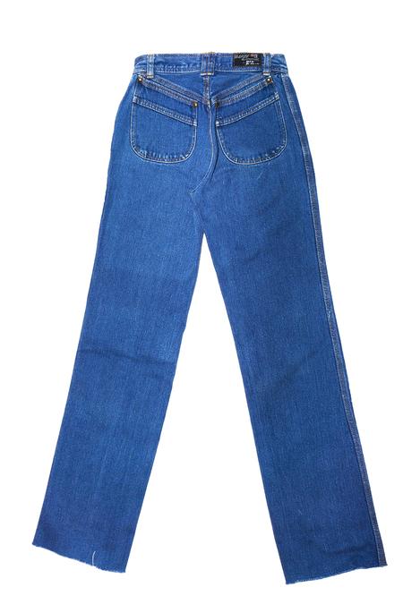 Vintage Bodega Thirteen blaze denim - true blue wash
