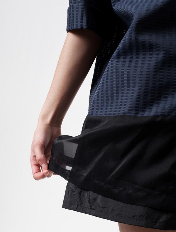 Christopher Raeburn Contrast Shirt Navy/Black