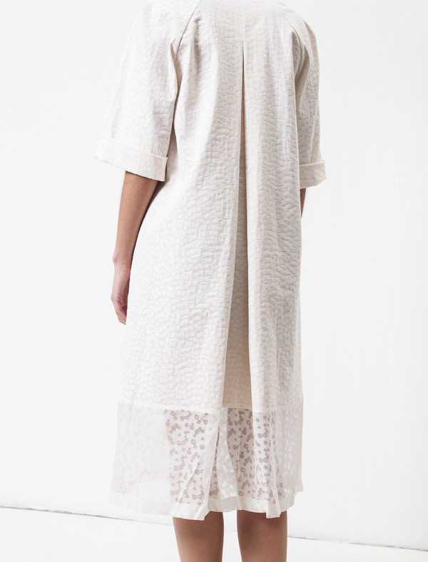 Christopher Raeburn Raglan Shirtdress