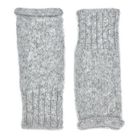 Megan Huntz Essential Alpaca Gloves - gray