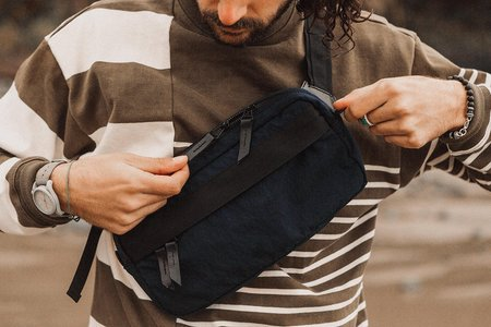 Tanner Goods Canyon Crossbody Pack