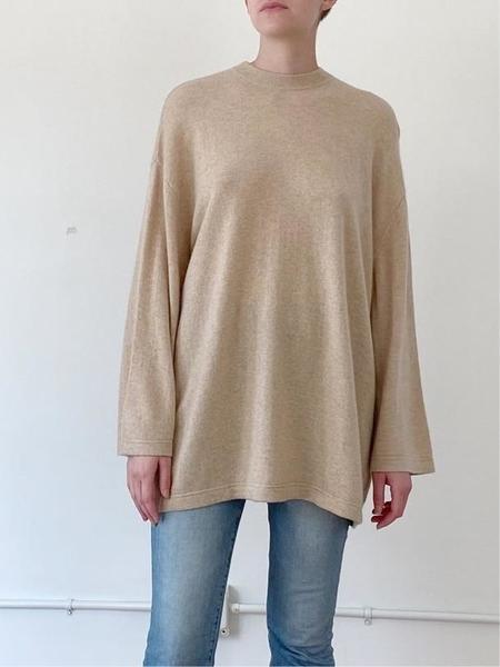 Demy Lee Maren Sweater - Oatmeal