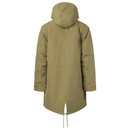 Samsoe Samsoe Paw Parka Coat - Covert Green