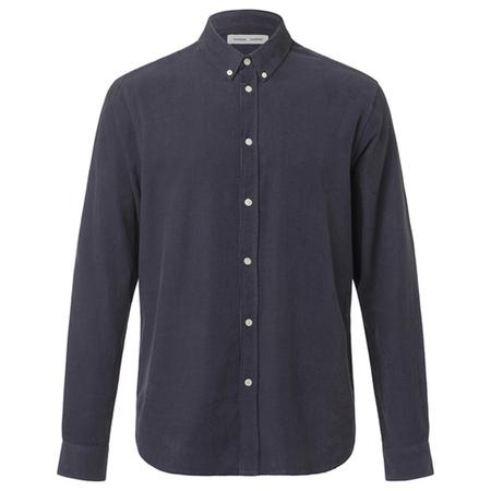 Samsoe Samsoe liam bx 10504 India shirt - Ink