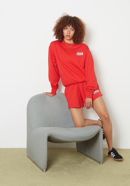 unisex 7 Days Active Monday Crewneck sweater - True Red