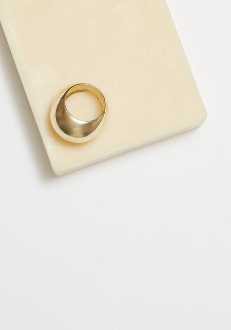 Leigh Miller Bubble Ring - Brass
