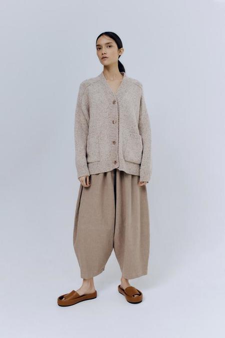 Monica Cordera Ramie Maxi Pant - Nomad