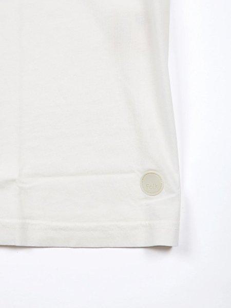 Folk Clothing Assembly T-Shirt - White