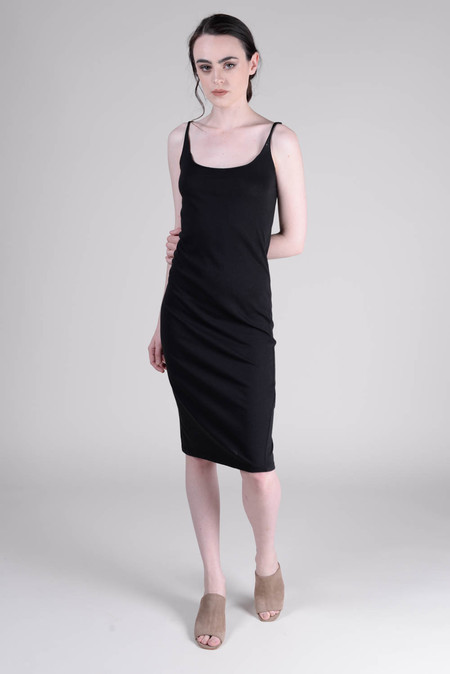 Raquel Allegra Layering Jersey Dress