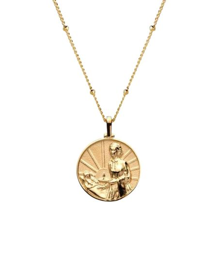 Awe Inspired Mini Florence Nightingale Necklace