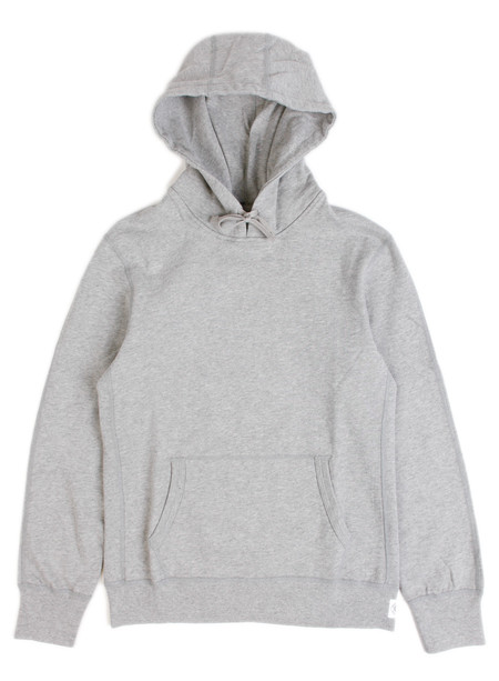 Reigning Champ Light Weight Terry Pullover Hoodie H. Grey