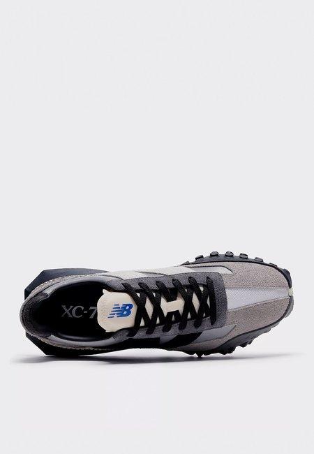New Balance XC-72 Shoes  - castlerock/black