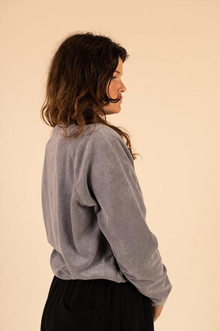 Kloke Hero Sweatshirt - Silver