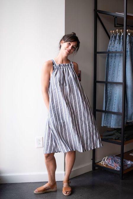 Conrado Ginny Trapeze Dress