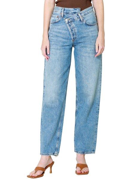 AGOLDE Criss Cross Upsized Jean - Eternal