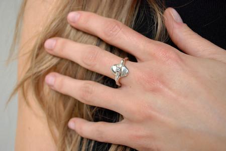 Mondo Mondo Devi Ring - Sterling Silver