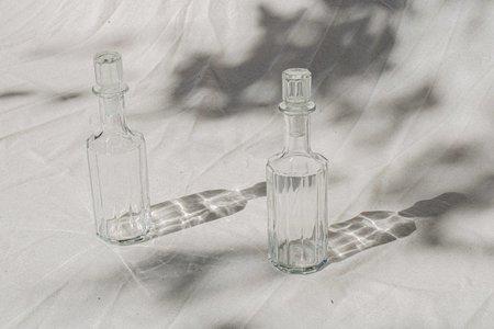 Vintage Antique Italian Oil AND Vinegar Set