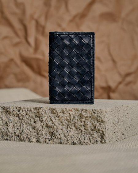 Vintage Bottega Veneta Wallet - black