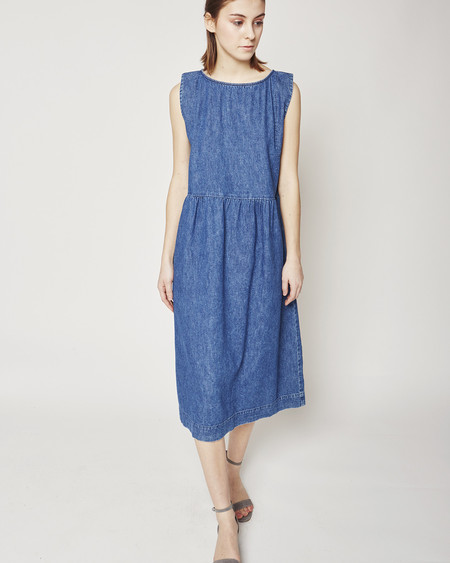 Ilana Kohn Kate Dress in Denim
