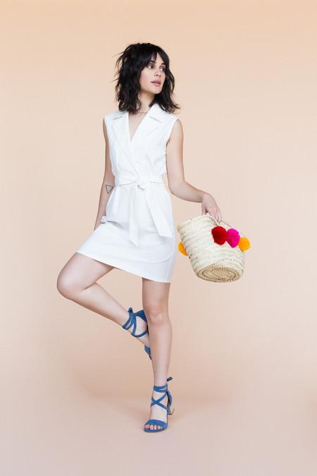 BETWEEN TEN Maggie Dress - White