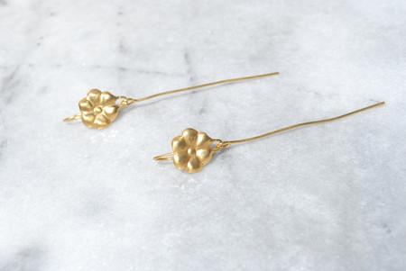 Mondo Mondo Joni Earrings - 18k Gold plated