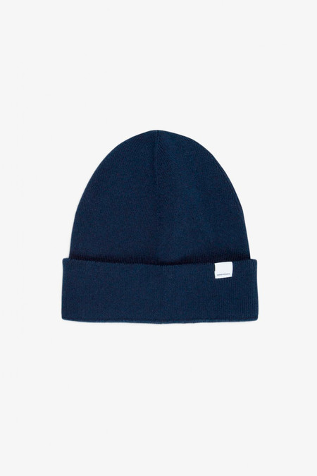 Norse Projects Mya Cotton Beanie