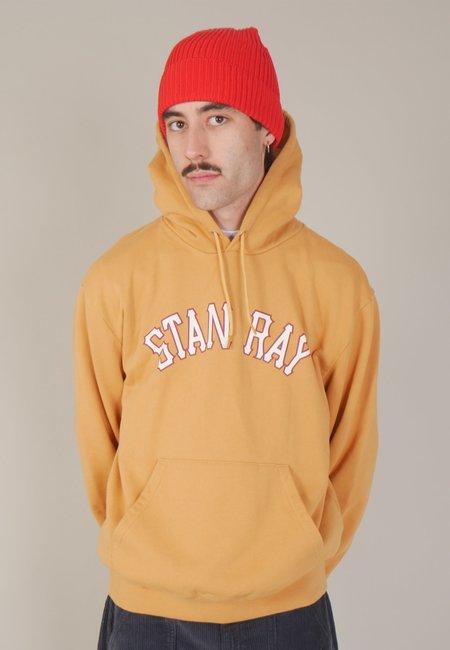 Stan Ray College Graphic Hoodie - khaki