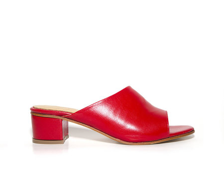 ZOU XOU Sabine Slide in Cherry