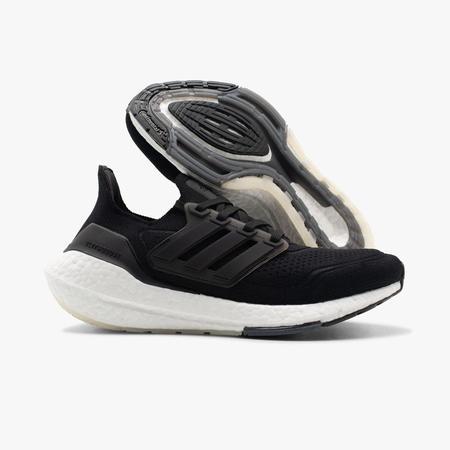 adidas Women's Ultraboost 21 NEAKERS - BLACK