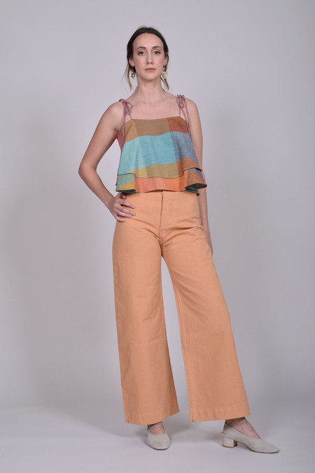 Jesse Kamm Sailor Pant in Skin Tone