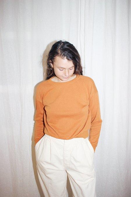 Jungmaven Yakama Cropped Sweatshirt -