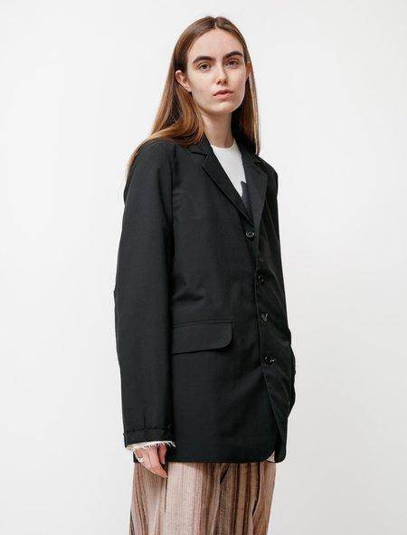 Camiel Fortgens Casual Suit Wool Jacket - Black