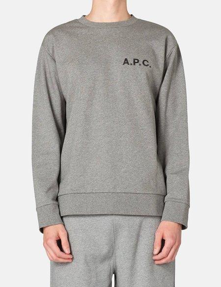 A.P.C. Jimmy Sweatshirt - Grey