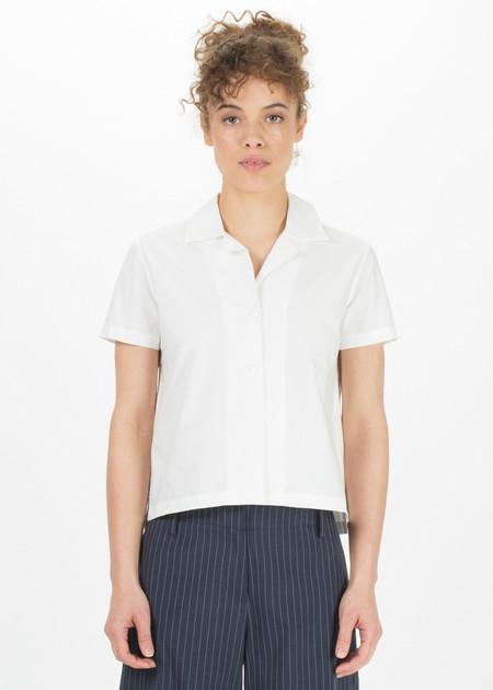 Simon Miller Kinney Short Sleeve Button-Up