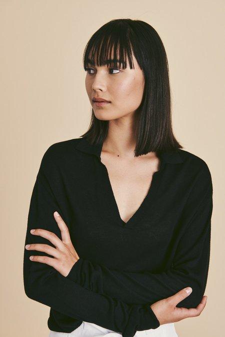 Line the Label Keeki Sweater - Caviar