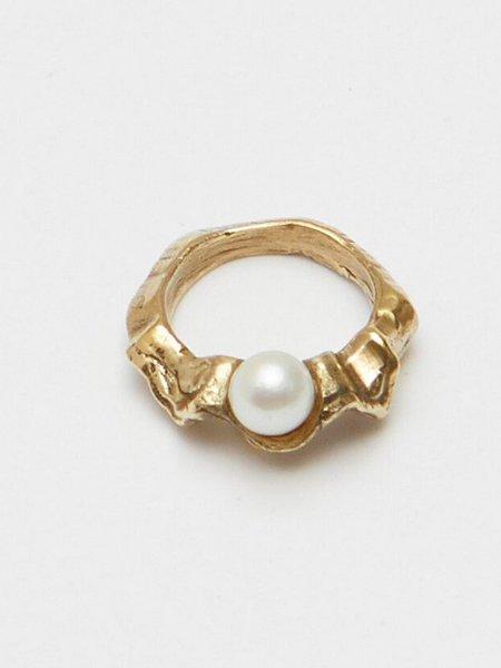 BREE NICHOLS Wavy Oyster Ring