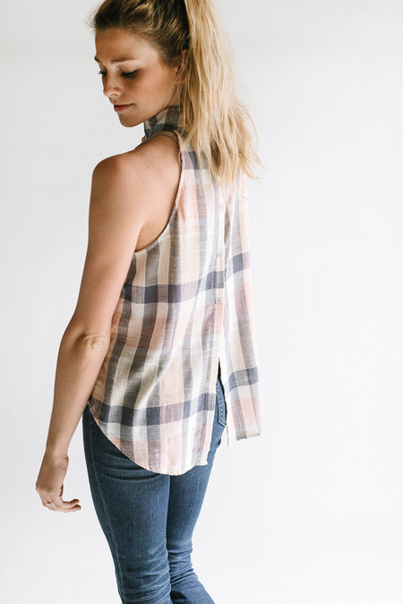 Sunday Supply Co. Button Back Halter