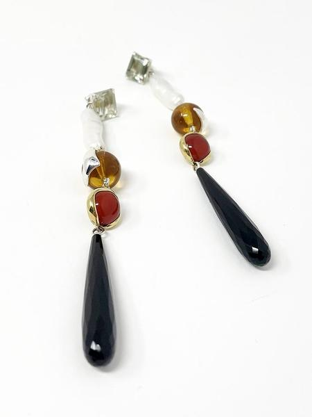 Faris Potion Drop Earrings