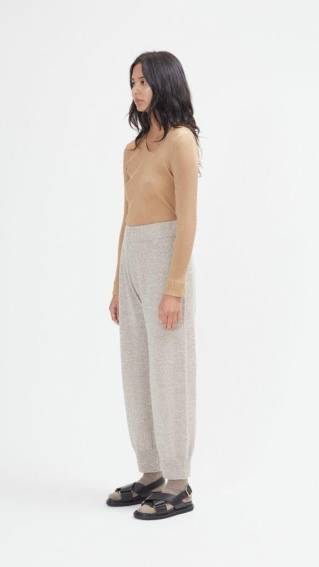 Lauren Manoogian Fine Arch Pants - Marl
