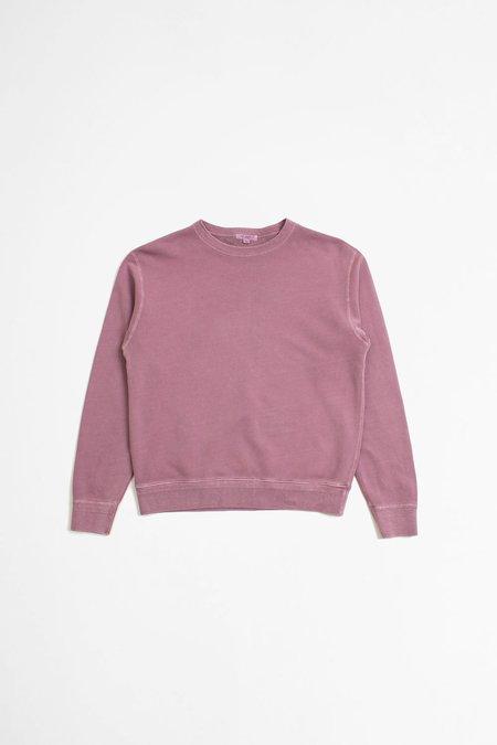 Lady White Co. 44 Fleece sweatshirt - clay pink