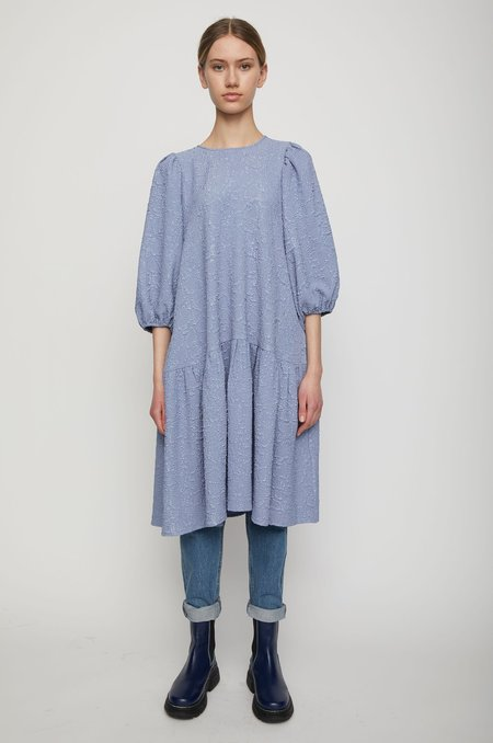 Just Female Galaxy Dress - Stonewash