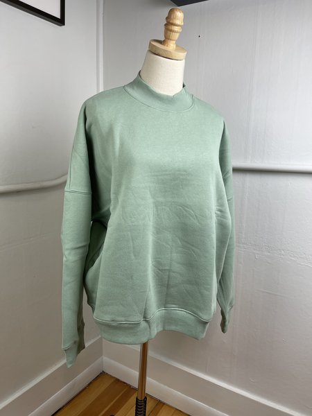 Mod Ref The Troy Sweatshirt - Sage