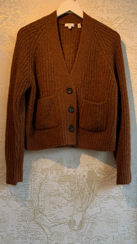 A.L.C. Cleveland Knit Cardigan