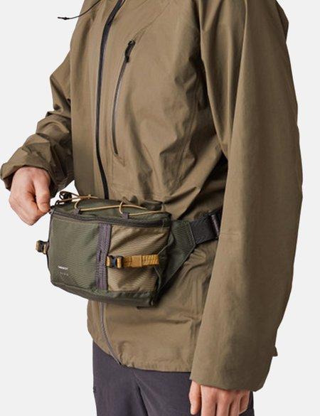 Sandqvist Allterrain Hike Belt Bag - green