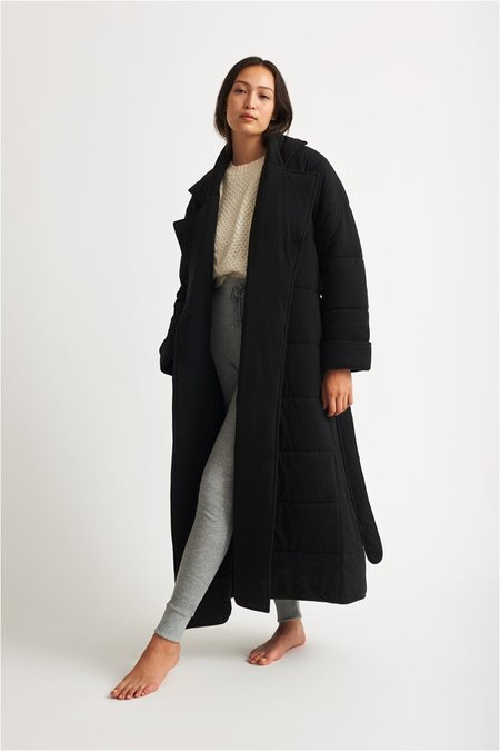 Skin Sonya Quilted Robe