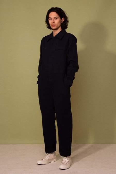 L.F.Markey Oakey Boilersuit - Navy