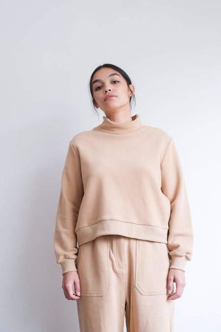 L.F.Markey Raiden Sweatshirt - Camel
